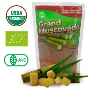 Grand Muscovado Pure Organic Muscovado Raw Brown Sugar 1000g Default Image